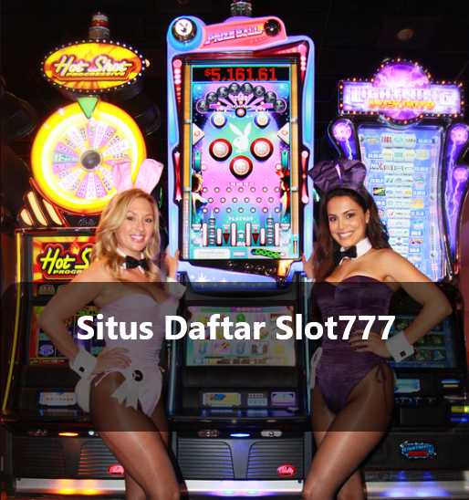 Situs Daftar Slot777